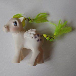 So Soft Surprise My Little Pony Vintage G1 Pegasus